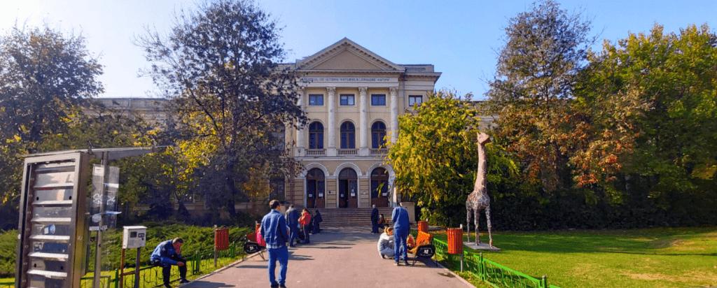Grigore Antipa Museum