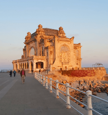 One day trip to Constanta