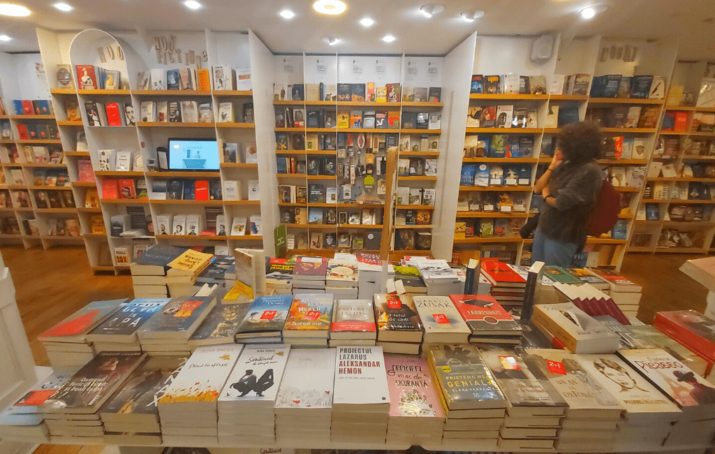 Carousel Book Store