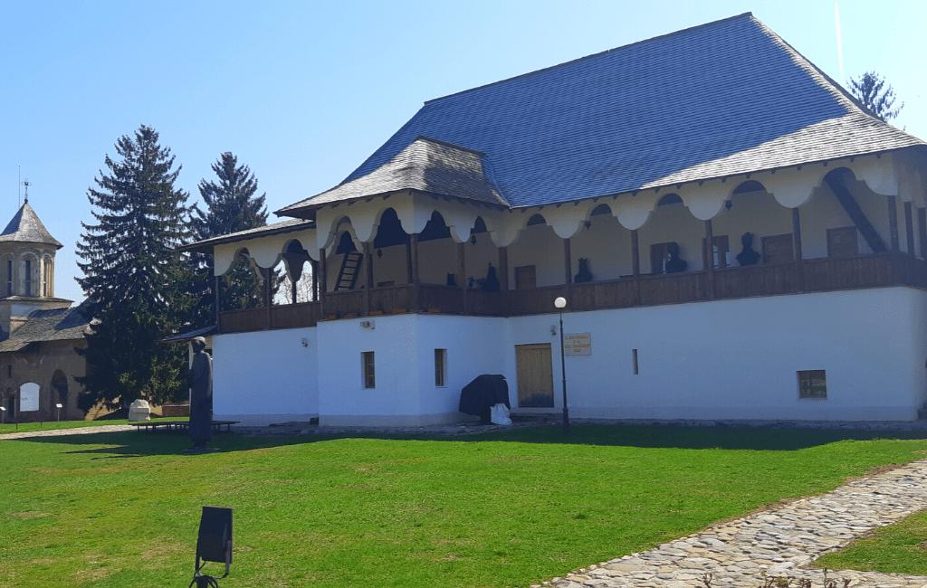 Royal Court Targoviste