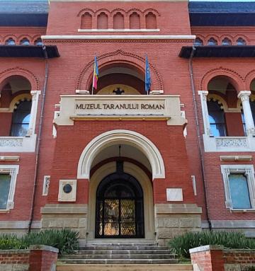 Romanian Peasant Museum in Bucharest