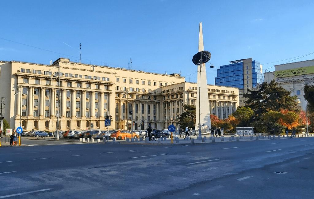 Revolution Square - panoramic view