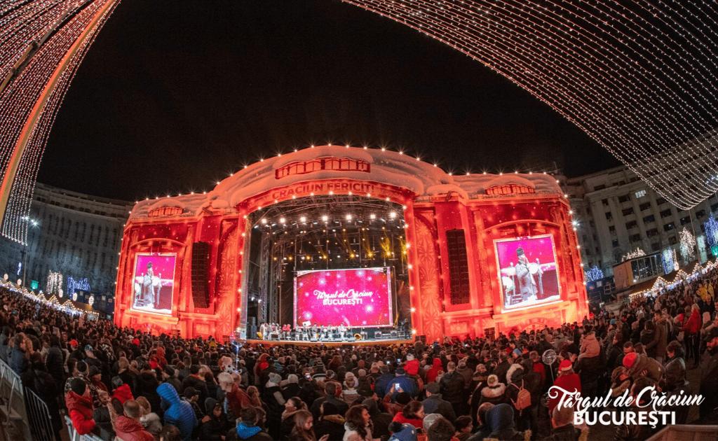 Bucharest Concerts -Bucharest Christmas Market