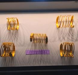Dacian Gold Bracelets