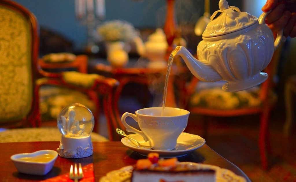 Top 5 Tea Houses in Bucharest - Infinitea