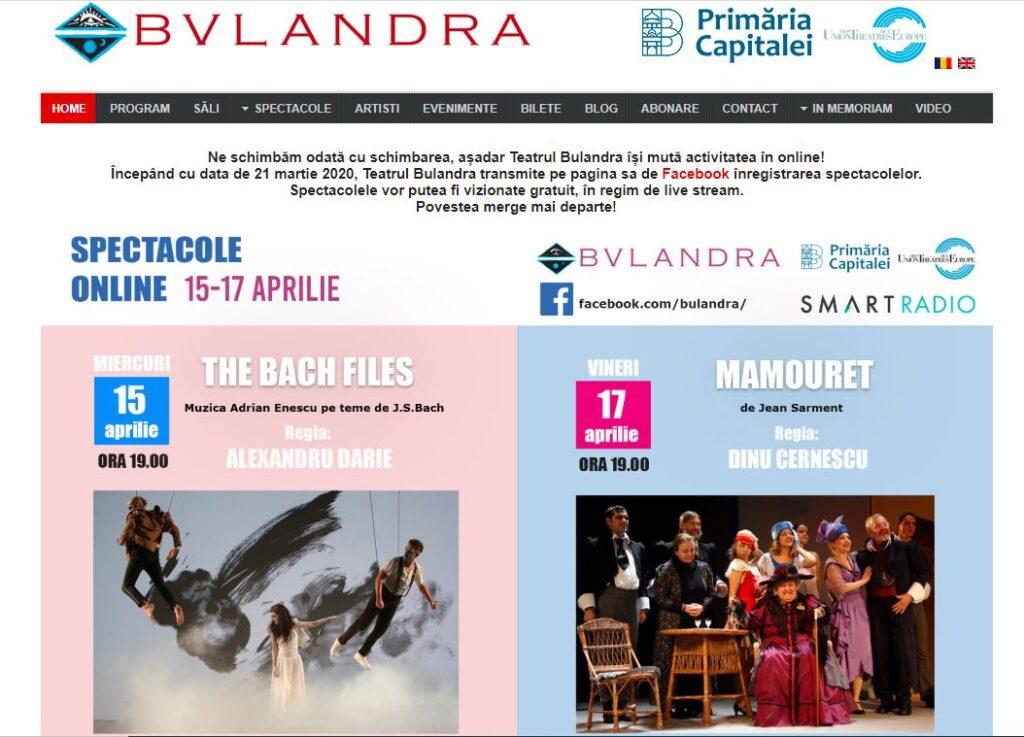 Bulandra Theatre