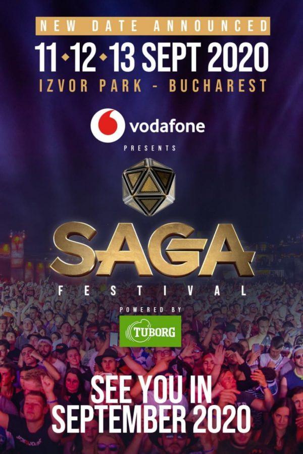 Saga Festival Bucharest