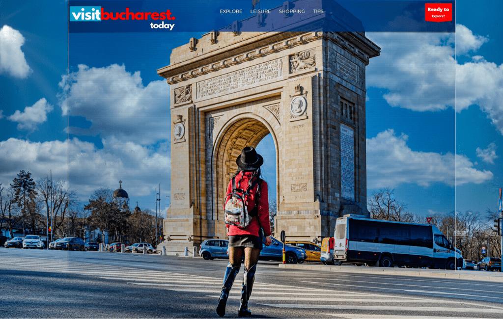 The Arch of Triumph Visit Bucharest