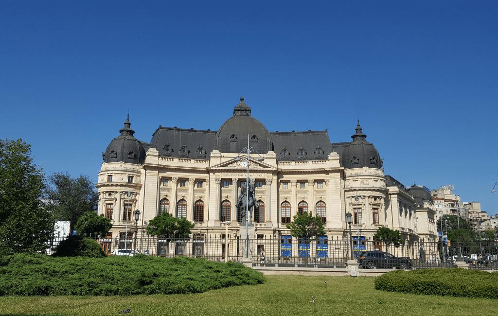 Central University Library Bucharest