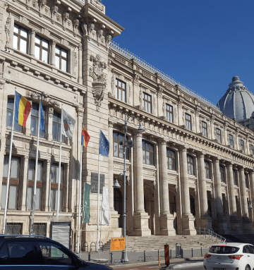 The National Museum of Romanian History