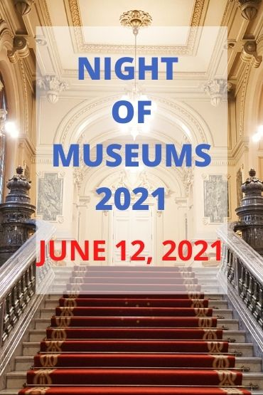 Night of Museums in Bucharest
