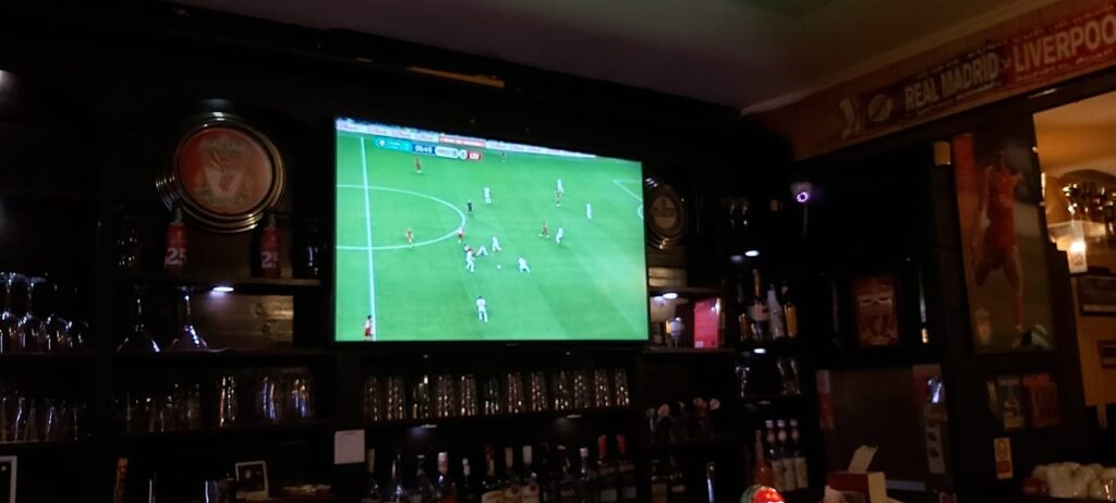 UEFA 2020 match played in Bucharest