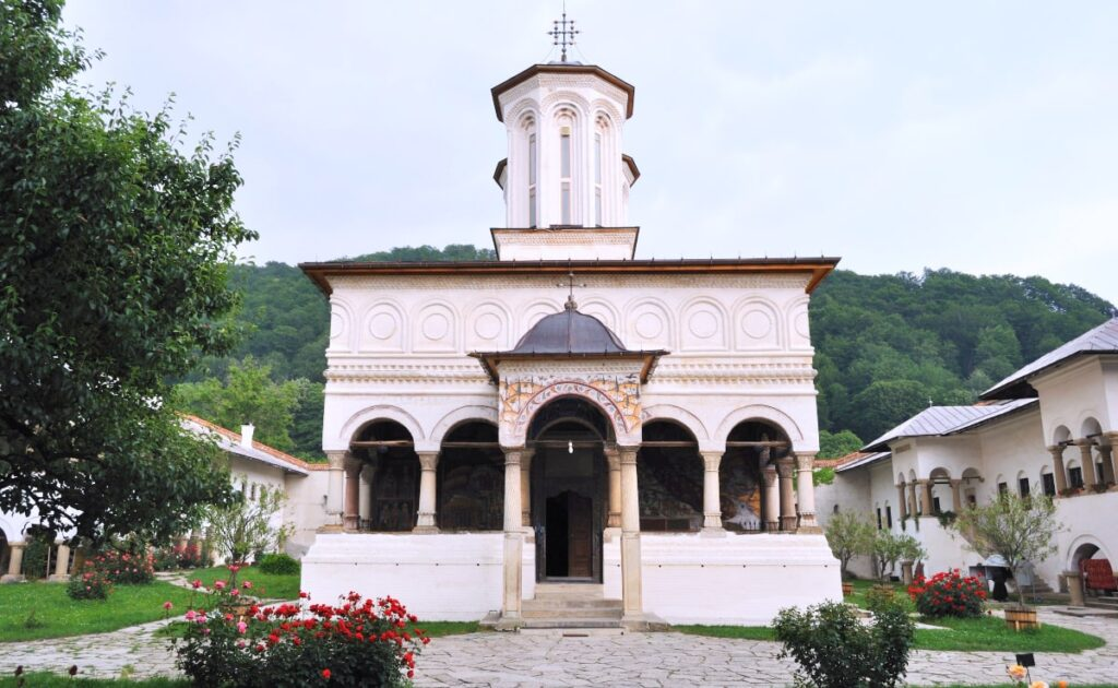 Monastery-of-Horezu